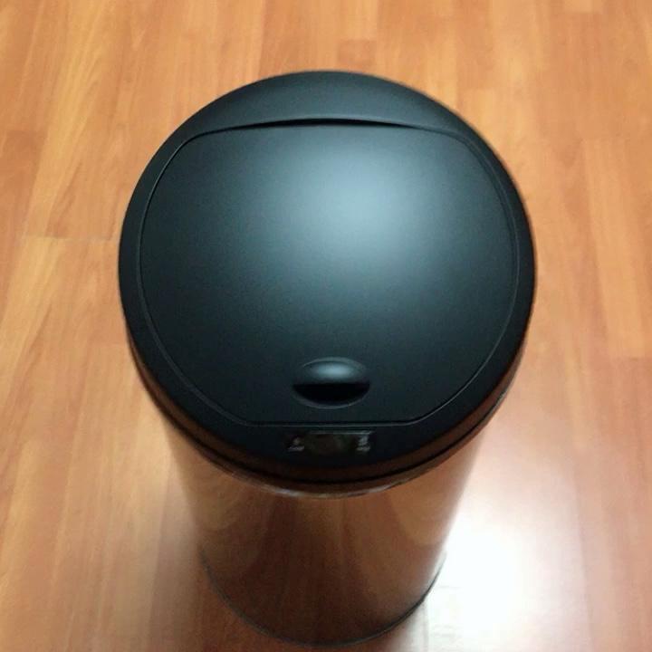 30L40L50L Touchless Trash Can Infrared Trash Bin Sensor Dustbin automatic trash can electronic waste bin