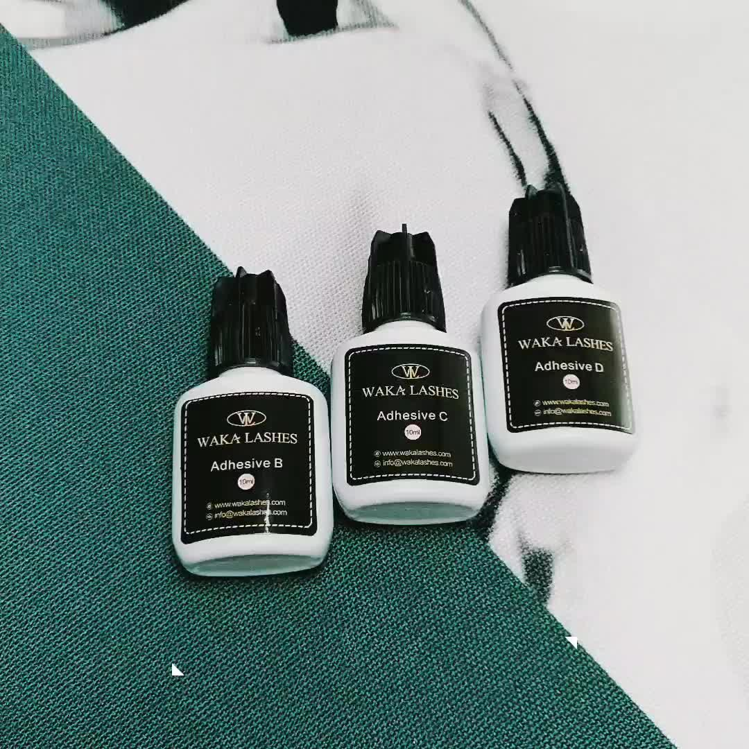 Permanent Korea Strong Eyelash Glue Eyelashes Extensions Gule Lash Adhesives Permanent Eyelash Extensions Glue
