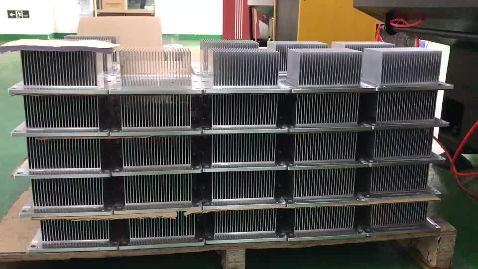 Custom aluminium heat sink China supplier aluminum