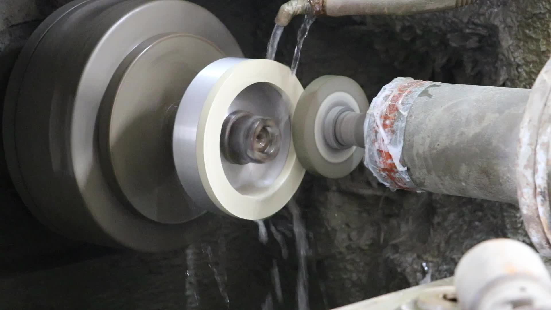 6a2 Type Keramische Cup Slijpsteen Voor Cvd Pcd Pcbn Tool 150Mm 125Mm Binding Diamant Slijpen Wielen