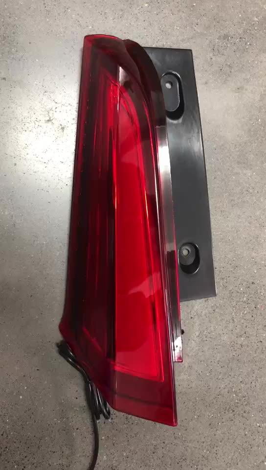 Cheapest tail light led pillar light for suzuki ertiga rear column lamp