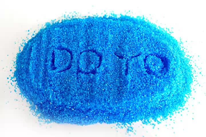 Best price blue copper sulfate pentahydrate food grade