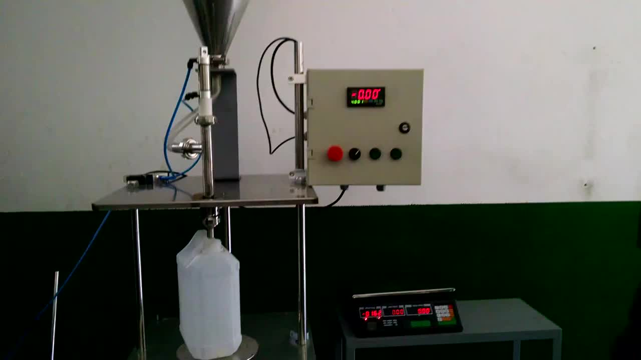 New Weighing indicator for 4 load cells(LM)