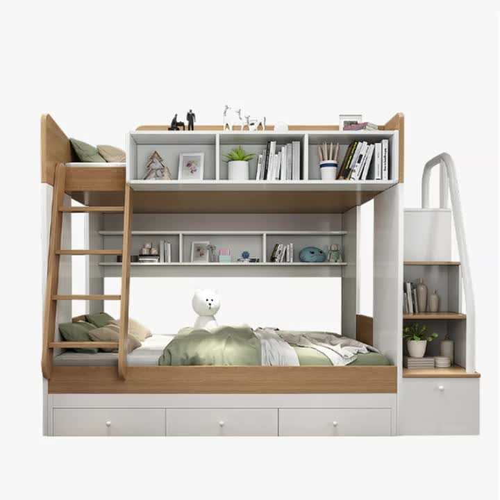 Modern Wood Used Children Bunk Bed For Kids Sale Beds Buy Bunk Bed Children Beds Used Bunk Beds For Kids Product On Alibaba Com
