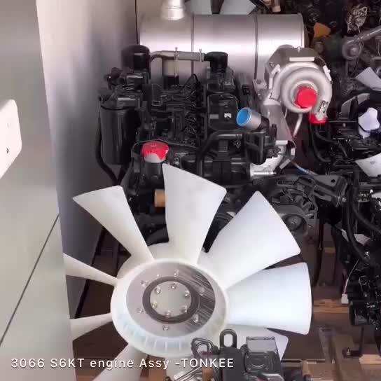 Original New/Used 3066 engine assy 201-3878 Complete engine for E320C Excavator