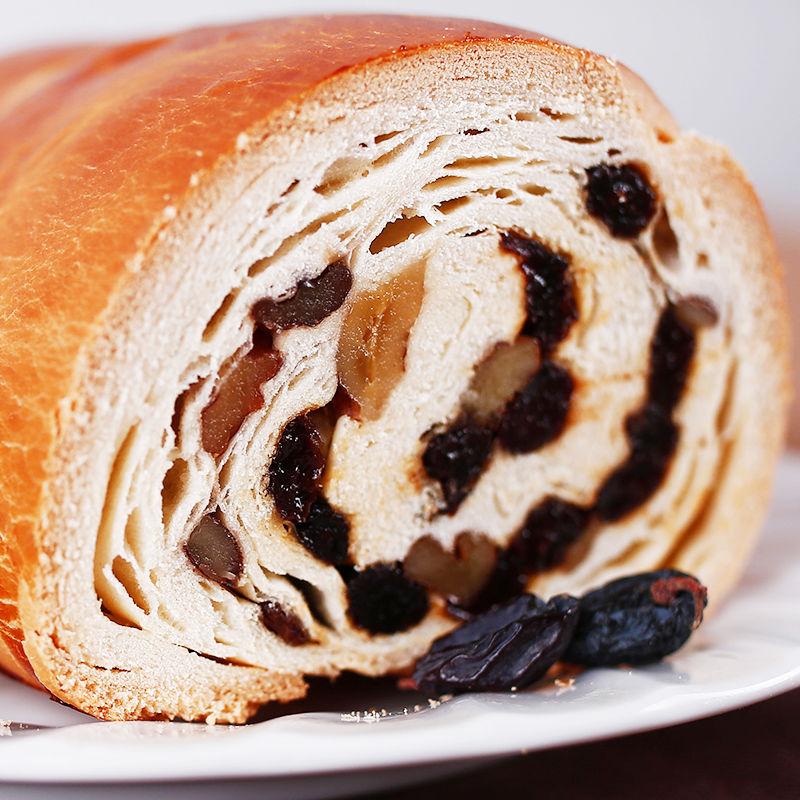 【买一送一】俄罗斯风味果仁大列巴手撕面包糕点休闲零食小吃