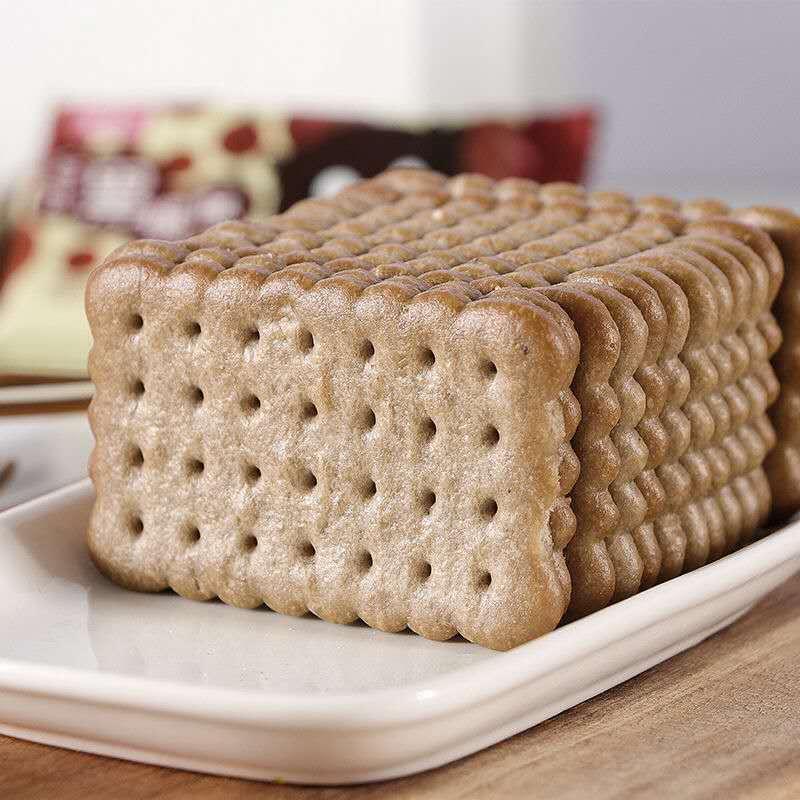 【特价2斤】台式黑糖○饼干早餐小饼干食品零食曲奇1斤