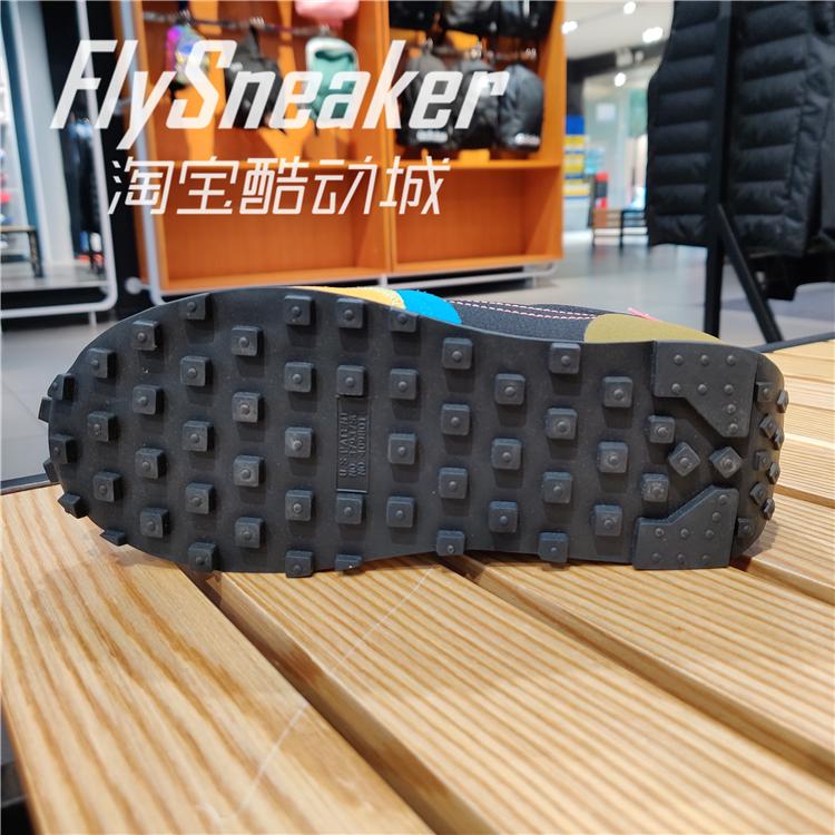 鞋狗體育Nike DBreak-Type新款女子運動華夫拼接復古阿甘休閒鞋DC3274-064