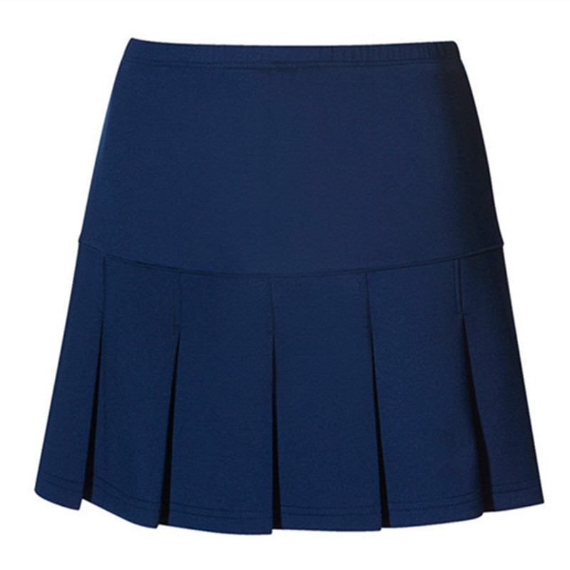 938 WOMEN'S SINGLE BLUE SKIRT