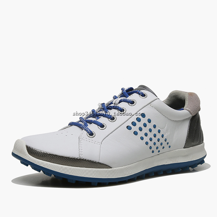 Foreign trade men's and women's shoes casual leather shoes scratch tail single waterproof golf golf shoes sports couple shoes