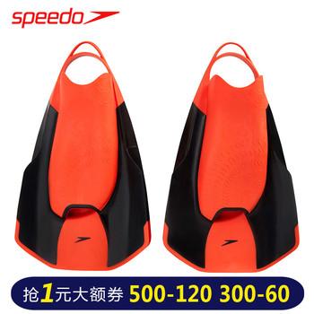 Ласты,  20 новый Speedo акула кожаный галстук строка для взрослых все силиконовый плавать обучение фитнес йети перепончатый, цена 5978 руб