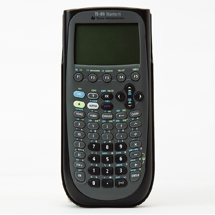 USD Texas Instruments TI 89 Titanium Graphing Calculator