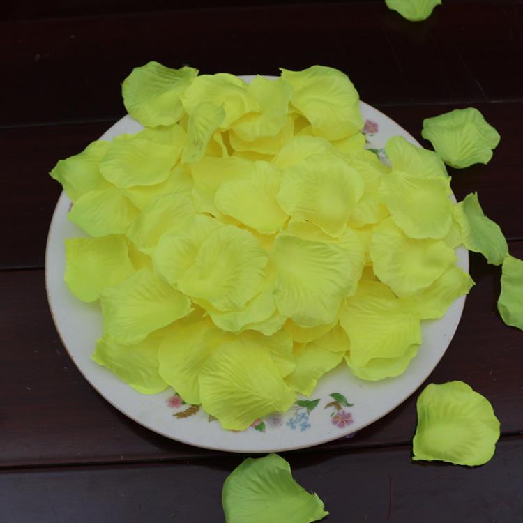 Желтый 【10 пакет 】