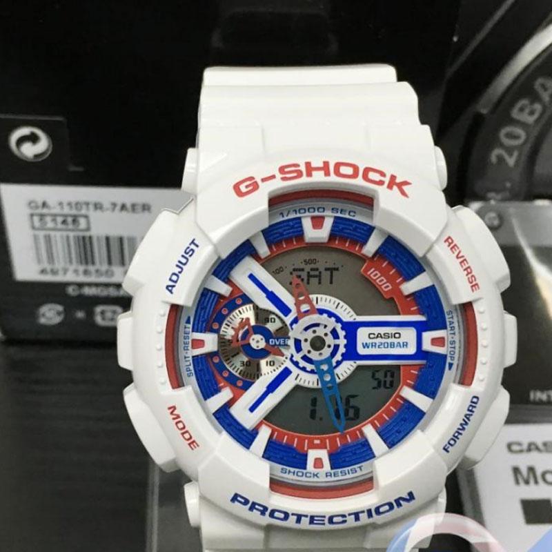 Casio高达原配色绝版手表