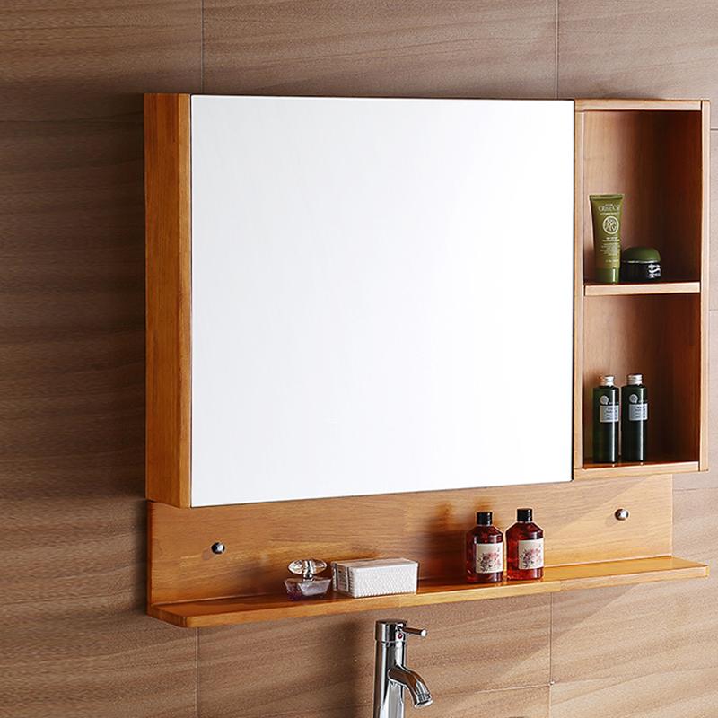 Bathroom Mirror Cabinet Oak