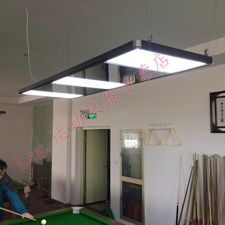 pool lighting for electrical table your solutions lights prolux light installation billiard