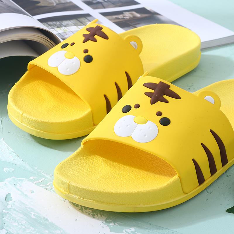 儿童拖鞋夏季女童室内居家宝宝防滑男孩浴室卡通中大童亲子凉拖鞋