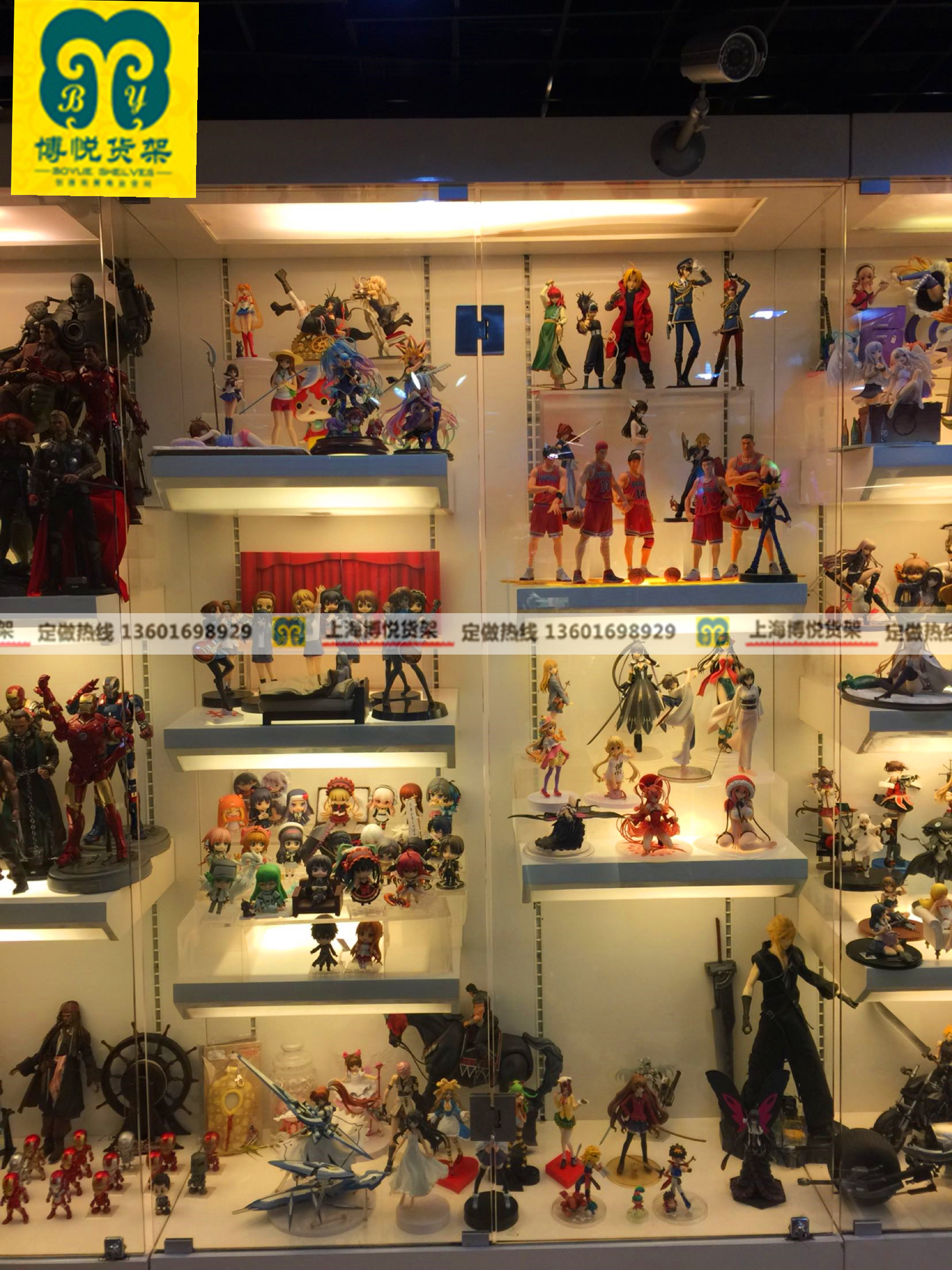 Toy Cabinet Model Display Cabinet Display Cabinet Hand Cabinet