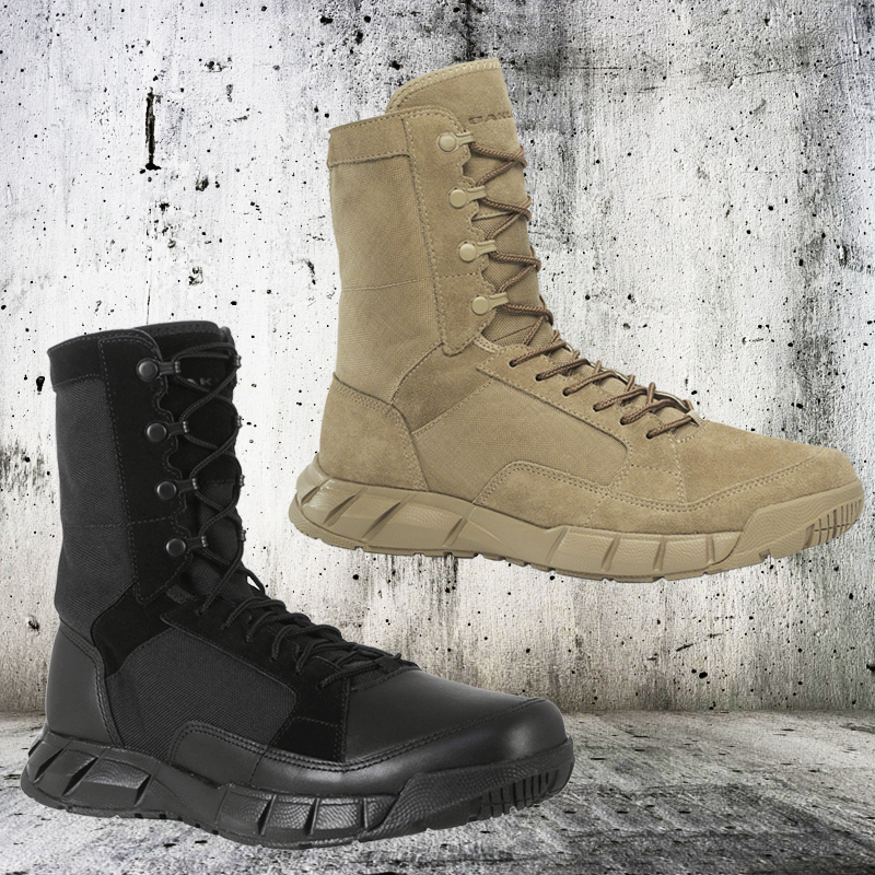 cf5ab2272e2 Oakley SI Oakley Army Edition ultra light combat boots breathable military  boots male army fan desert boots training tactical boots