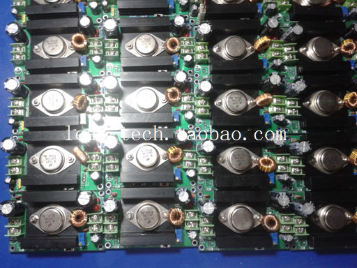 Linear DC power supply module 3A 1A LM338 step-down module goes far beyond  the LM317