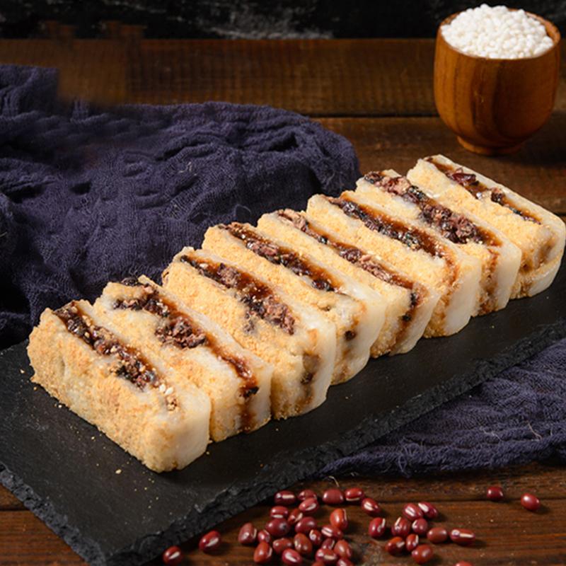【第二件半价】史家糕点糯米切糕350g