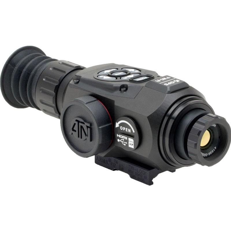 ATN 雷神 热成像瞄准镜 THOR-HD 384 2-8x25mm 狙击瞄