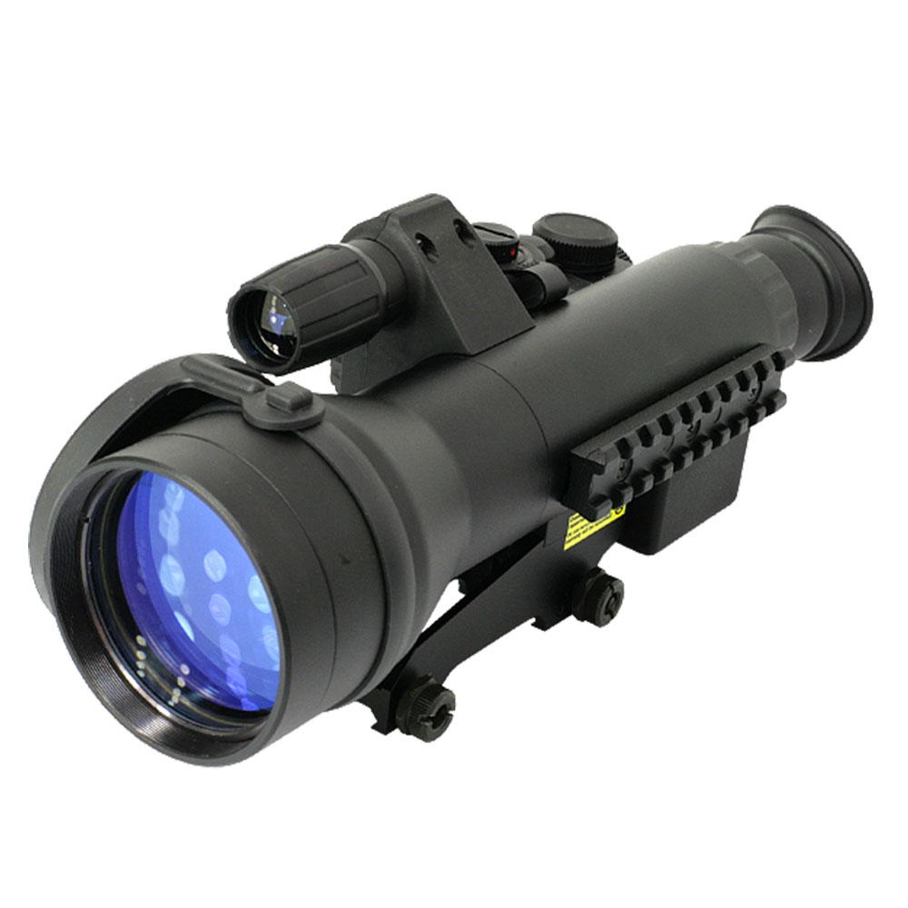 Yukon育空河红外夜视瞄准镜哨兵3x60 26016T