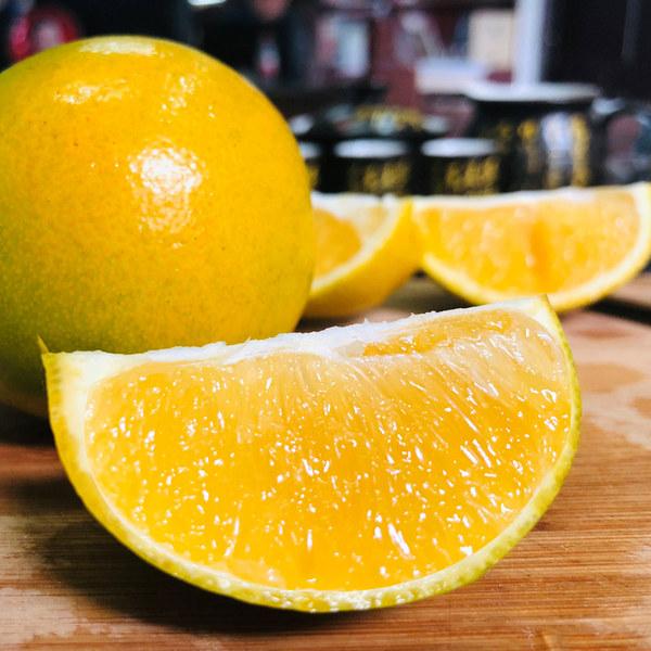 澄风生态 黔阳冰糖橙 橙子 5斤 天猫优惠券折后¥16.9包邮(¥21.9-5)