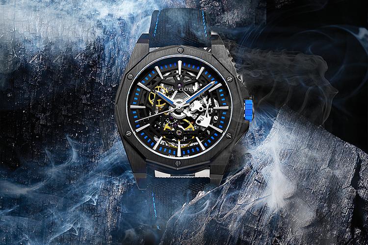 海鸥新品手表,享受休闲时光