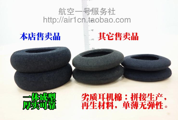 Telex Airman 750 Headset Ear Cushions