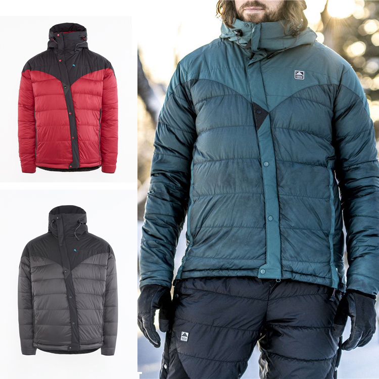 sports shoes fc9bc 3ef28 Klattermusen Atle 2 0 mountain climbing mouse small Father male models  Ultra-Light Warm Down Jacket