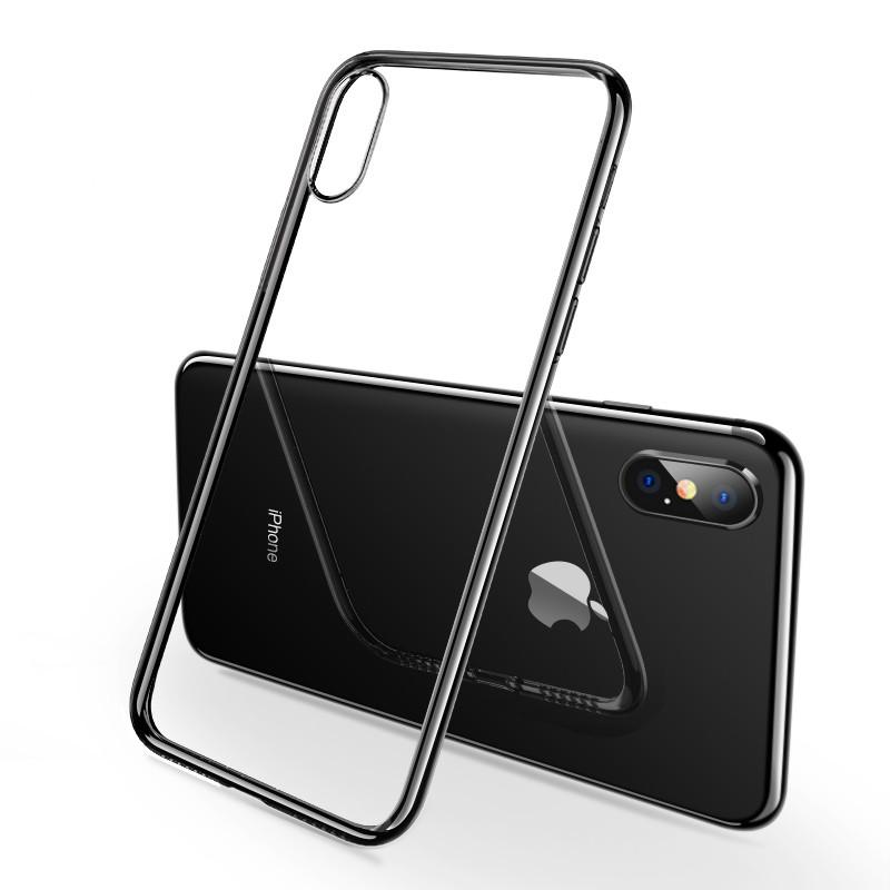 苹果11手机壳iPhone11Pro Max透明x硅胶摄像头全包