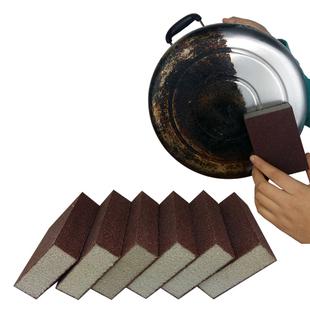 6片厨房神器清除锅碗污垢金刚砂