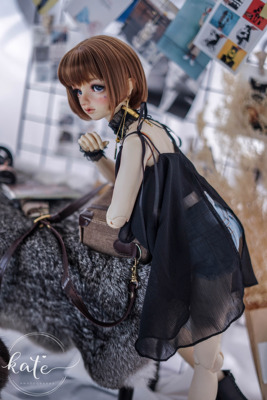 taobao agent 【endless】-Abby-bjd/sd/dd/Uncle doll lace chiffon camisole top 3 points