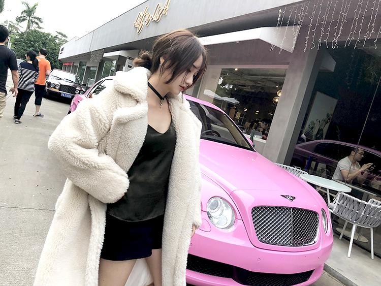 Coat womens Wool color 19