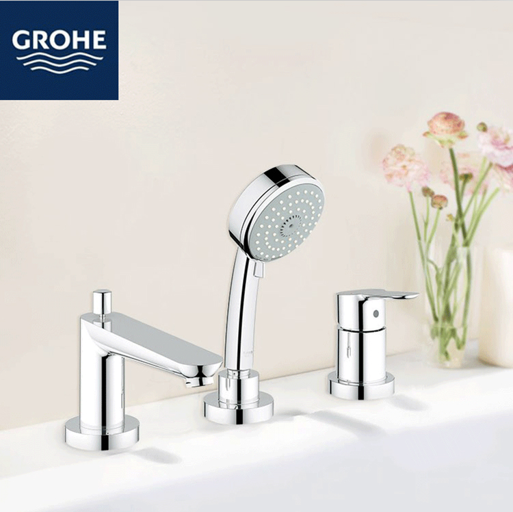 USD 620.18] Germany Grohe Grohe 25117 Paulie PU single three-hole ...