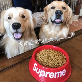 Damei Xiahaley with dog food, beef taste, natural food, healthy dog ​​food, beauty, dog, 5 kg, universal