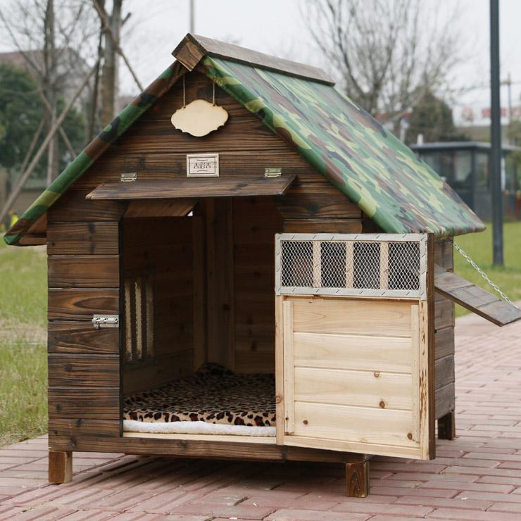 [USD 29.56] Rain Waterproof Outdoor Solid Charcoal Wood
