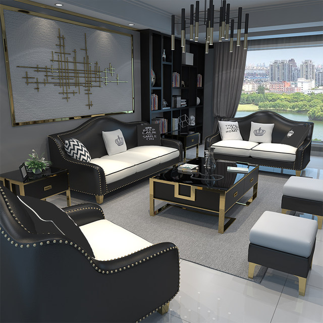 Simple Small Apartment 123 Post Modern