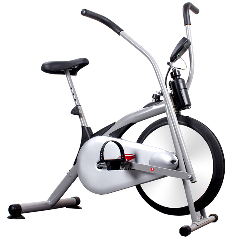 Lake dynamic bicycle home indoor bicycle wind-blocking fitness car two-use weight loss fitness equipment