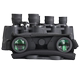 1713 mobile phone binoculars outdoor look glasses high-definition HD night vision children's adult concert