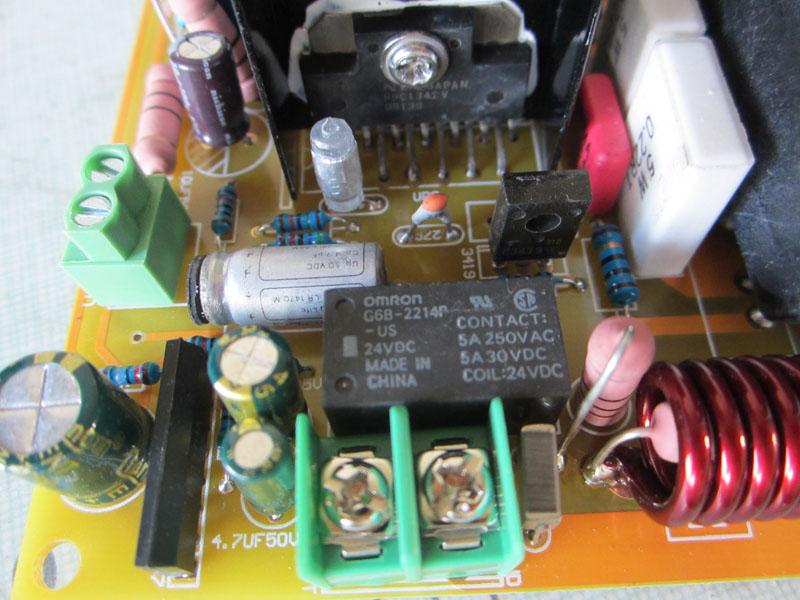Усилитель Второе издание upc1342v нажать три Кен толстая пленка stk6153 двухканальный усилитель доска, Выходная мощность 2*100Вт