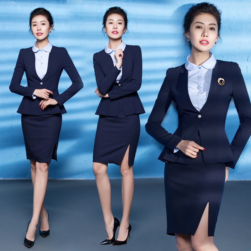 Ai Shang Chen Professional Wear Women S Dress Skirt Female Dress