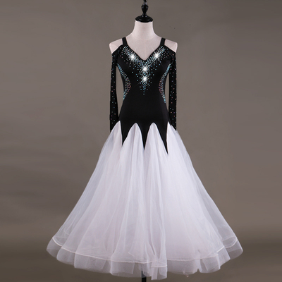 Ballroom Dance Dresses dress for waltz  Ballroom dance dress