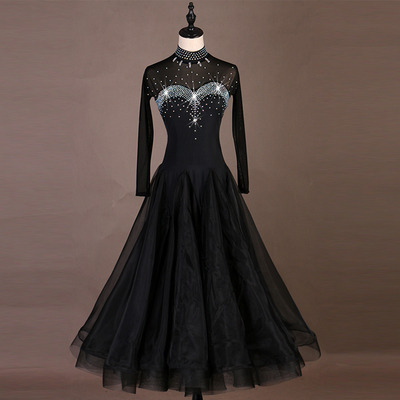 Ballroom Dance Dresses National Standard Dress dress, dress for waltz