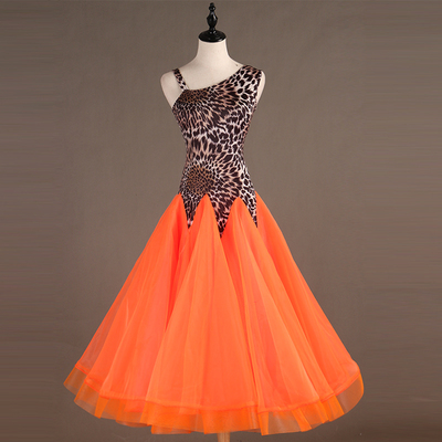 Ballroom Dance Dresses High-end modern dance dress for examination and Practice