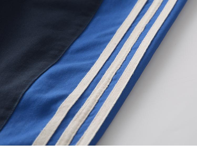 Mùa hè triều thương hiệu phần mỏng quần hậu cung của nam giới ba 扛 thể thao quần xu hướng giản dị củ cải quần lỏng chùm quần