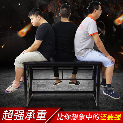 Internet Cafe Internet Cafe Computer Table Sofa Home Chair Set Desktop Table Game Single Office E-sports Table One Seat