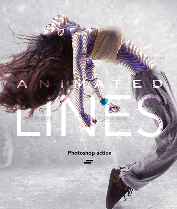 Gif Animated Lines Photoshop Action.jpg
