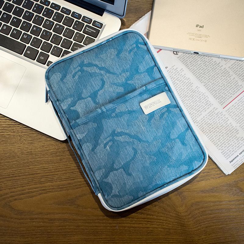 Цвет: Большие камуфляж светло-голубой